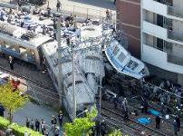 日比谷 線 の 脱線 事故